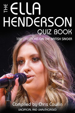 Cowlin, Chris - The Ella Henderson Quiz Book, ebook