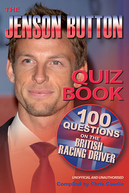 Cowlin, Chris - The Jenson Button Quiz Book, e-bok