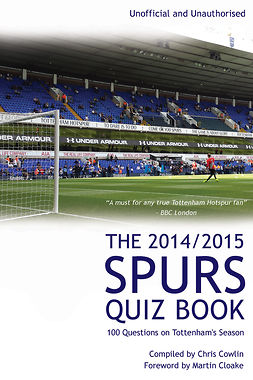 Cowlin, Chris - The 2014/2015 Spurs Quiz Book, e-bok