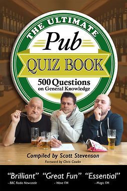 Stevenson, Scott - The Ultimate Pub Quiz Book, ebook