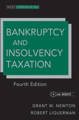 Liquerman, Robert - Bankruptcy and Insolvency Taxation, e-bok