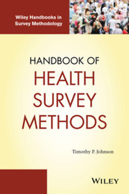 Johnson, Timothy P. - Handbook of Health Survey Methods, e-kirja