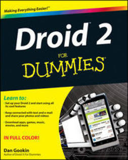 Gookin, Dan - Droid 2 For Dummies, e-kirja