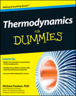 Pauken, Mike - Thermodynamics For Dummies, ebook