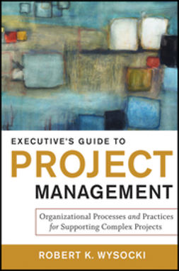 Wysocki, Robert K. - Executive's Guide to Project Management: Organizational Processes and Practices for Supporting Complex Projects, ebook