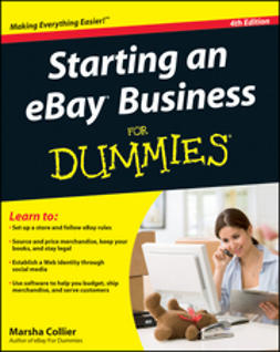 Collier, Marsha - Starting an eBay Business For Dummies, ebook