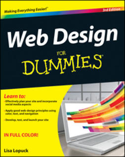 Lopuck, Lisa - Web Design For Dummies, ebook