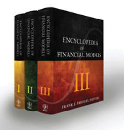 Fabozzi, Frank J. - Encyclopedia of Financial Models, ebook