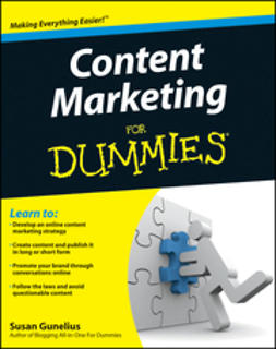 Gunelius, Susan - Content Marketing For Dummies, ebook