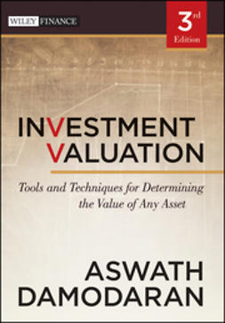 Damodaran, Aswath - Investment Valuation: Tools and Techniques for Determining the Value of Any Asset, e-bok