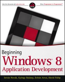 Novák, István - Beginning Windows 8 Application Development, e-kirja
