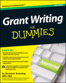 Browning, Beverly A. - Grant Writing For Dummies, ebook