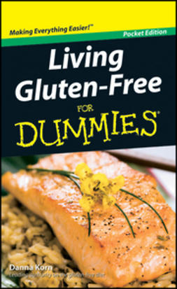 Korn, Danna - Living Gluten-Free For Dummies<sup>?</sup>, Pocket Edition, ebook