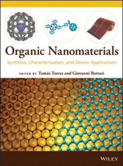 Torres, Tomas - Organic Nanomaterials: Synthesis, Characterization, and Device Applications, e-kirja