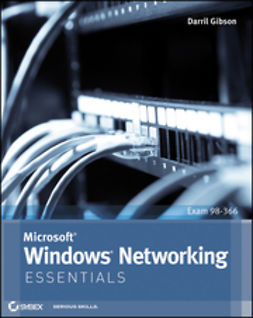 Gibson, Darril - Microsoft Windows Networking Essentials, e-kirja