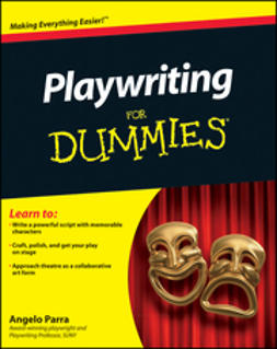 Parra, Angelo - Playwriting For Dummies, e-bok