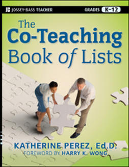 Perez, Katherine - The Co-Teaching Book of Lists, ebook