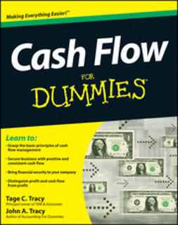 Tracy, John A. - Cash Flow For Dummies, e-kirja