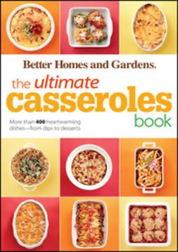 UNKNOWN - The Ultimate Casseroles Book, e-bok