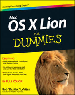 LeVitus, Bob - Mac OS X Lion For Dummies, ebook