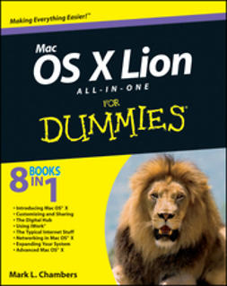 Chambers, Mark L. - Mac OS X Lion All-in-One For Dummies, e-kirja