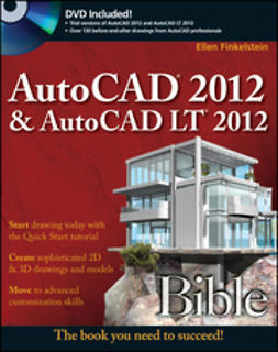 Finkelstein, Ellen - AutoCAD 2012and AutoCAD LT 2012 Bible, ebook