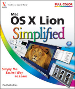 McFedries, Paul - Mac OS X Lion Simplified, e-kirja