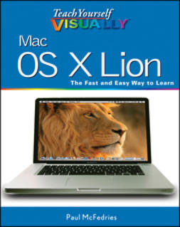 McFedries, Paul - Teach Yourself VISUALLY Mac OS X Lion, ebook