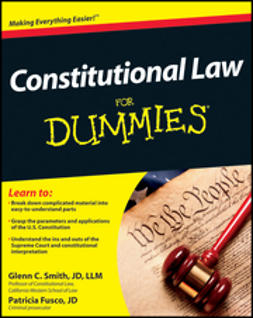 UNKNOWN - Constitutional Law For Dummies, ebook