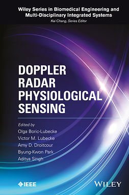 Boric-Lubecke, Olga - Doppler Radar Physiological Sensing, ebook