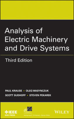 Krause, Paul - Analysis of Electric Machinery and Drive Systems, ebook