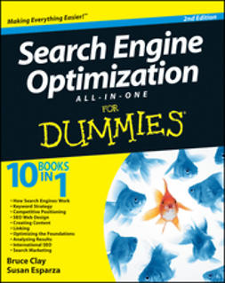 Clay, Bruce - Search Engine Optimization All-in-One For Dummies, ebook