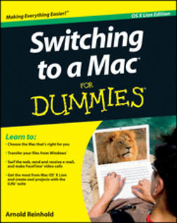 Reinhold, Arnold - Switching to a Mac For Dummies, ebook