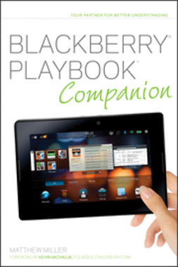 Miller, Matthew - BlackBerry PlayBook Companion, ebook
