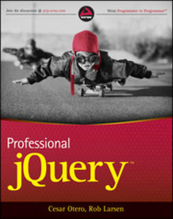 Otero, Cesar - Professional jQuery, ebook