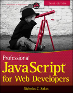 Zakas, Nicholas C. - Professional JavaScript for Web Developers, ebook