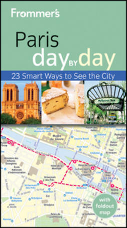 Brooke, Anna E. - Frommer's Paris Day by Day, ebook