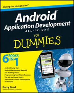 Burd, Barry - Android Application Development All-in-One For Dummies, ebook