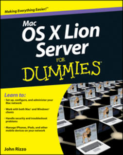 Rizzo, John - Mac OS X Lion Server For Dummies, ebook