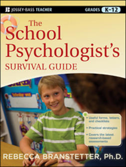 Branstetter, Rebecca - The School Psychologist's Survival Guide, e-kirja