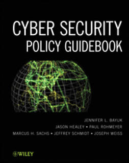 Bayuk, nifer L. - Cyber Security Policy Guidebook, ebook