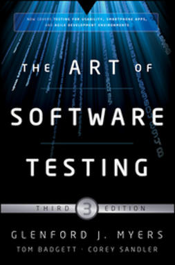 Badgett, Tom - The Art of Software Testing, ebook