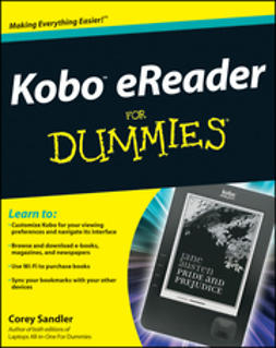 Sandler, Corey - Kobo eReader For Dummies<sup>®</sup>, ebook