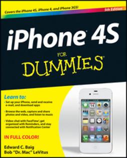 Baig, Edward C. - iPhone 4S For Dummies, e-kirja