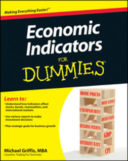 UNKNOWN - Economic Indicators For Dummies, e-kirja