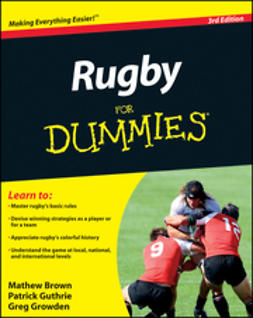 Brown, Mathew - Rugby For Dummies, ebook