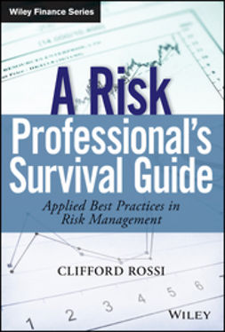 Rossi, Clifford - A Risk Professional's Survival Guide: Applied Best Practices in Risk Management, e-bok