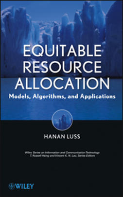 Luss, Hanan - Equitable Resource Allocation: models, algorithms and applications, ebook