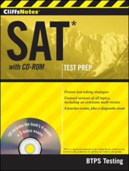 - CliffsNotes SAT, ebook