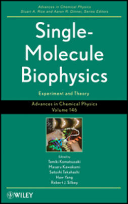 Komatsuzaki, Tamiki - Advances in Chemical Physics, Single Molecule Biophysics: Experiments and Theories, e-bok